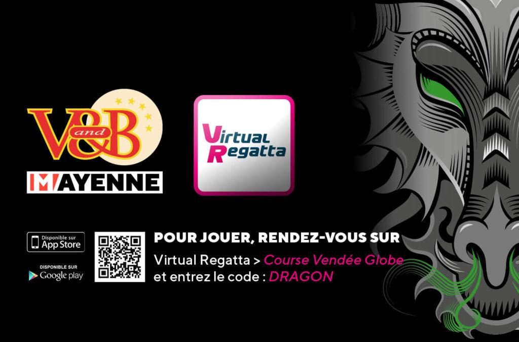 code virtual regatta