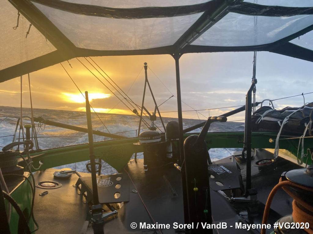 Maxime Sorel - coucher de soleil