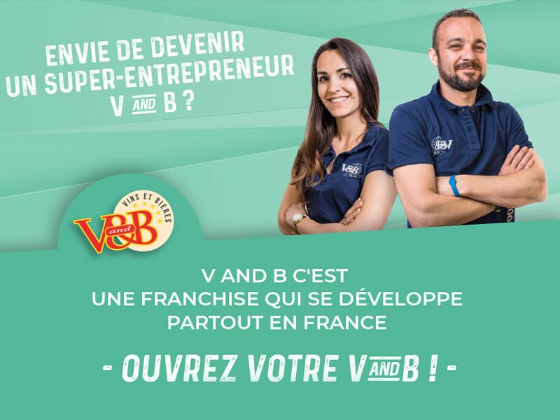entrepreneur V and B